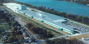Lafarge Gypsum Wallboard Plant – Silver Grove, KY