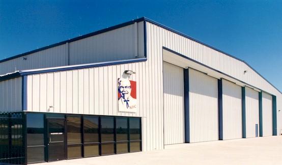 KFC Corporate Hangar – Louisville, KY