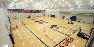 Ole Miss Basketball Practice Facility